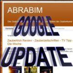 Google Update - Jan Rouven - TV Tipp - Die Woche