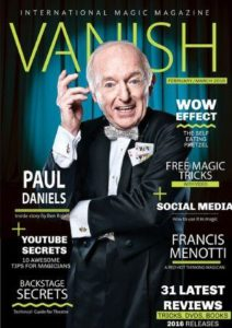 Vanish Magic Magazin