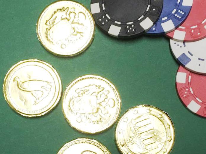 Fünf Münzrätsel
