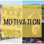 Motivation ist das halbe Leben