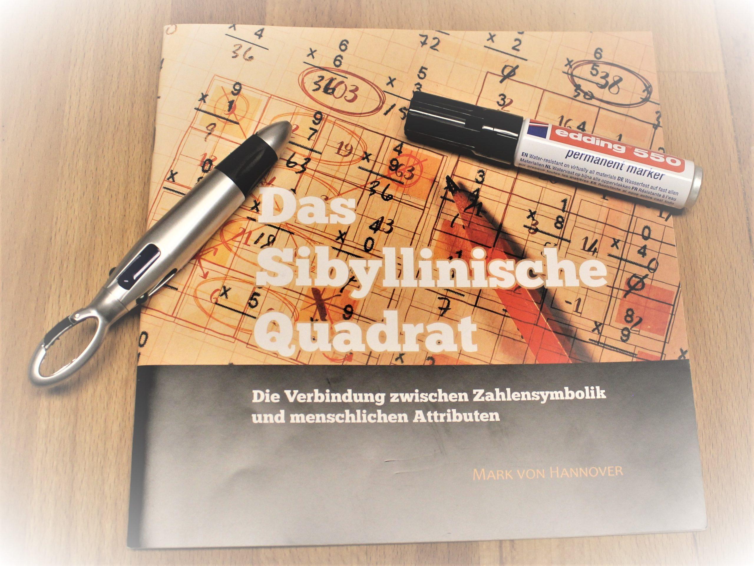 Das Sibyllinische Quadrat – Mentalmagie  – Review